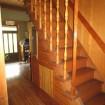 玄関階段ビフォアー