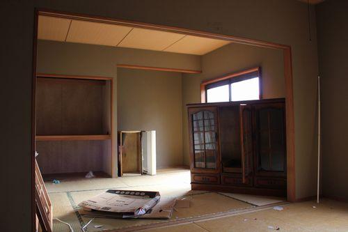 S様邸床和室ビフォアー